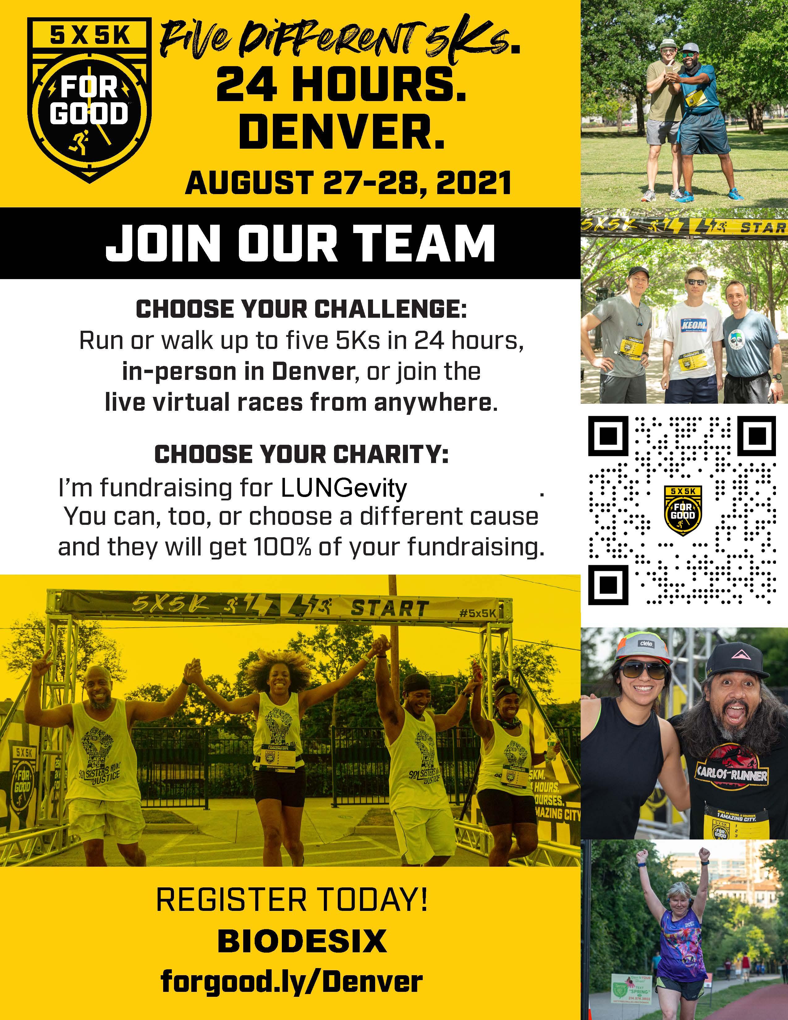 Denver Team Flyer
